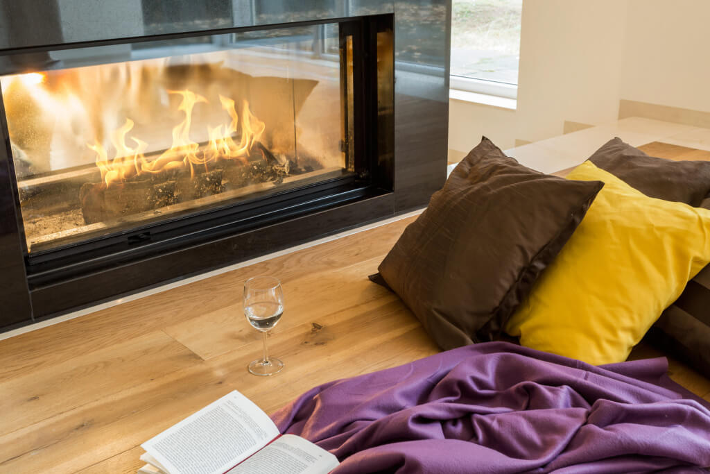 Decorating Fireplaces Long Island