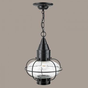 Norwell Lighting Outdoor Fixture Lexington With Clear Glass