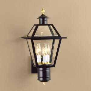 Norwell Lighting Outdoor Fixture Classic Onion Ceiling