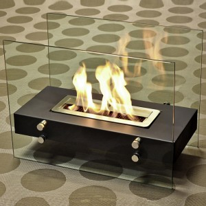 Brasa Murano 24' x 18' Bioethanol Freestanding Fireplace