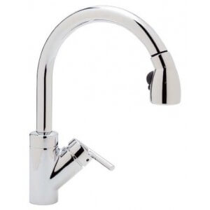 Blanco BLANCORADOS Kitchen Faucet With Pull-Down Spray
