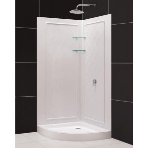 "DreamLine Shower 30""-40"" Back Wall"