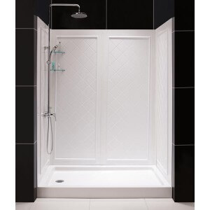 "DreamLine Shower 58""-62"" Back Wall"